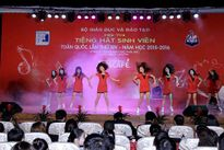Hội thi Tiếng hát sinh viên toàn quốc lần thứ XIV