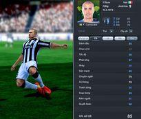 FIFA Online 3 thẻ WC06: Sốc với chỉ số bá đạo của các siêu sao một thời