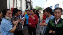 TP Hồ Chí Minh: Hàng trăm công nhân đình công vì doanh nghiệp nợ lương
