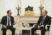 Nga, Pháp bắt tay tăng cường hoạt động chống IS