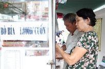 Xe bò bía 1.000 đồng gắn bó với học sinh, sinh viên Sài Gòn suốt 20 năm qua