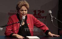 Tổng thống Brazil hủy chuyến công du châu Á do vấn đề kinh tế