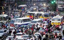 Hà Nội chi 2.000 tỷ tuyên truyền ý thức chống tắc đường