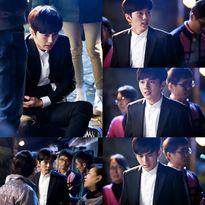 Fan mê mẩn với mỹ nam cơ bắp trong phim Hàn