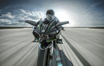 Kawasaki tiếp tục chào bán siêu môtô H2R bản 2016