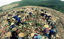 Ghi ở bãi rác lớn nhất miền Trung