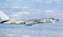 Máy bay ném bom Trung Quốc bay gần đảo Okinawa của Nhật Bản