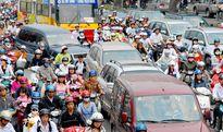 Hà Nội: Dự kiến cần hơn 2.100 tỷ đồng giảm ùn tắc giao thông giai đoạn 2016 - 2020
