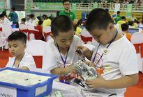Việt Nam đoạt nhiều giải cao tại Ngày hội Robothon quốc tế