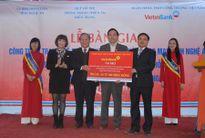 VietinBank tài trợ 2,5 tỷ đồng xây dựng Trạm y tế xã Quỳnh Phương