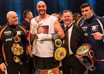 Tyson Fury - 'Gã hề Manchester' làm chấn động thế giới