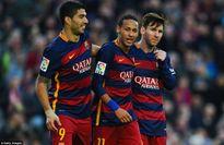 Clip Barca 4-0 Real Sociedad: Thị uy sức mạnh