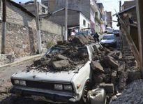 Động đất 5,4 độ Richter tại Myanmar khiến nhiều công trình bị sập