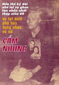 Vụ tạt a xít ca sĩ Cẩm Nhung: 'Đóa hồng'... bạc mệnh (9)