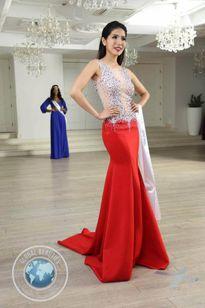 Hoa hậu Siêu quốc gia 2015: Lệ Quyên lọt top 10 trang phục dạ hội đẹp nhất