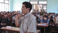 Những ai tham gia điều tra, truy tố, xét xử ông Huỳnh Văn Nén?