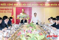 Gấp rút hoàn thành các nội dung phục vụ kỳ họp HĐND tỉnh