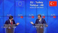 EU và Thổ Nhĩ Kỳ đạt thỏa thuận về ứng phó với dòng người di cư