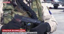 Sau vụ Su-24 bị bắn, phi công Nga mang theo súng khi bay