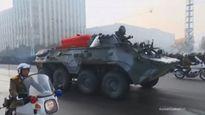 Nguyên soái Triều Tiên được đưa tang bằng xe thiết giáp hiện đại