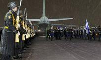 Thi thể của phi công Su-24 đã về đến Moskva