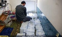 Báo Mỹ: Quân khủng bố IS trấn lột tiền của dân nghèo