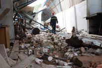 Nổ máy trộn bột nhôm, 5 công nhân bị bỏng nặng