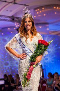 Hoa hậu Croatia mất cơ hội thi Miss Universe vì gãy tay