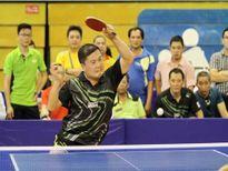 Mạnh Cường vượt qua vòng loại giải bóng bàn lão tướng Châu Á – Thái Bình Dương