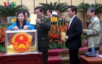 Ông Nguyễn Đức Chung trúng cử chức Chủ tịch UBND TP Hà Nội