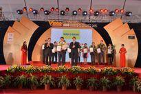 Nam A Bank được vinh danh Top 50 doanh nghiệp đạt thành tựu xuất sắc 2011-2015