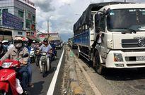 Cấm xe tải vào giờ cao điểm trên QL1