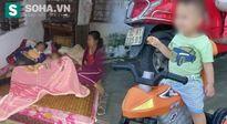 Vụ bé 16 tháng tuổi tử vong: Hàng xóm nói cháu bé bị xe tông?