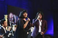 Cẩm Vân được vinh danh tại Bài hát yêu thích tháng 12