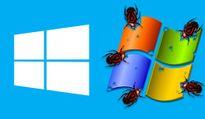 5 lý do Windows 10 bảo mật tốt hơn Windows XP