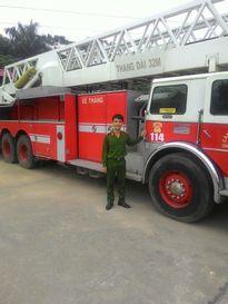 Chàng trai đỗ thủ khoa ĐH Phòng cháy chữa cháy nhờ viết nhật ký
