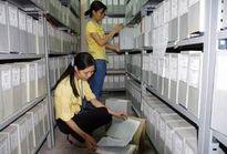 Chức năng, biên chế của tổ chức văn thư, lưu trữ Bộ