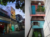 Căn nhà trong hẻm Sài Gòn được đề cử giải công trình của năm