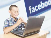 10 tuổi đã sử dụng mạng xã hội!