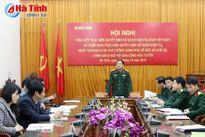 Tiếp tục thực hiện tốt chính sách hậu phương quân đội