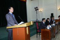 Trường Đại học 'Kinh Công' chưa được tuyển sinh ngành Y-Dược