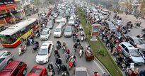 Trưởng đại diện JICA: Việt Nam nên hạn chế ô tô