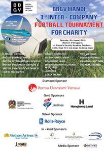 Giải bóng đá gây quỹ từ thiện