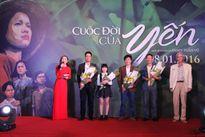 Dàn diễn viên trẻ hội tụ đêm ra mắt phim 'Cuộc đời của Yến'