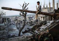 Chiếm đảo, vi phạm quản lý bay, trinh sát láng giếng, Trung Quốc hữu nghị kiểu bành trướng, Mùa xuân Arap của phương Tây đưa cỏ đến cho dân Syria