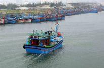 Quảng Ngãi: Trao 35 máy bộ đàm hàng hải Icom cho các chủ tàu cá