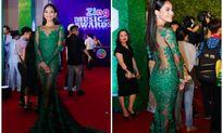 Sao Việt khoe sắc tại giải Zing Music Awards 2015