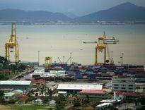 Xây tuyến luồng vào Khu bến cảng Thọ Quang (Đà Nẵng)