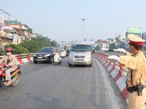 Hà Nội cấm xe theo giờ trên hơn 30 tuyến phố phục vụ Đại hội Đảng