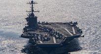 Tàu sân bay Mỹ khiêu khích Iran, Hàn Quốc bắn cảnh cáo phi cơ Triều Tiên